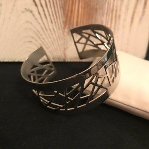 Lia Sophia Jewelry - Lia Sophia - Silver Cuff Bracelet